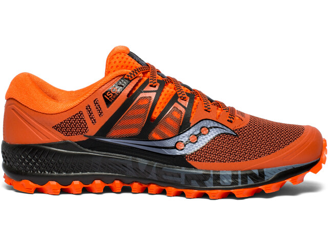 f56fa34be2 saucony Peregrine ISO Chaussures Homme, orange black